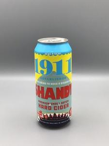 1911 - Shandy Cider (16oz Can)